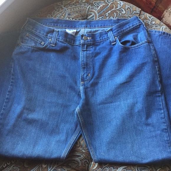 1397b67d Carhartt Jeans   40x32 Mens 5pocket Traditional Fit   Poshmark